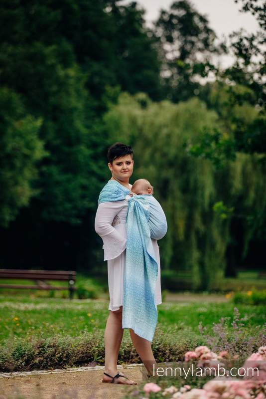LennyLamb Big Love Ice Mint Ring Sling