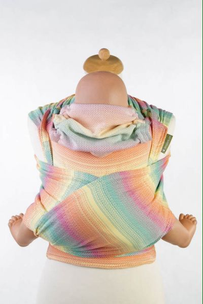 LennyLamb Wrap Tai Little Herringbone Imagination